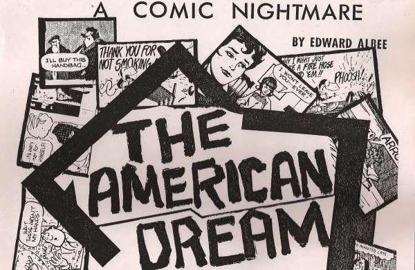 the american dream edward albee