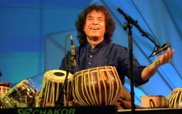 Zakir Hussain's Pulse of the World
