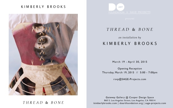 Kimberly Brooks: Thread & Bone