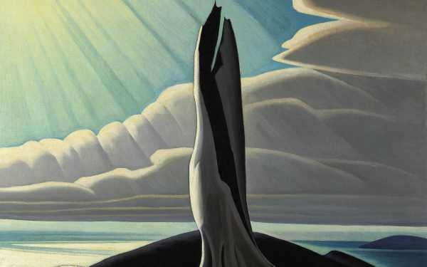 The Idea of North: Paintings by Lawren Harris