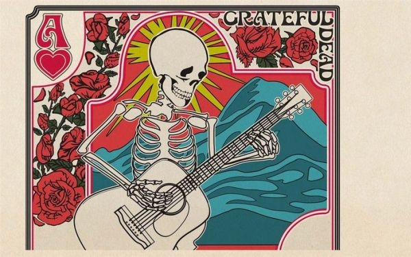 Grateful Dead Meet-Up at the Movies 2015