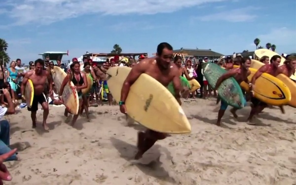 Ventura's Annual Surf Rodeo