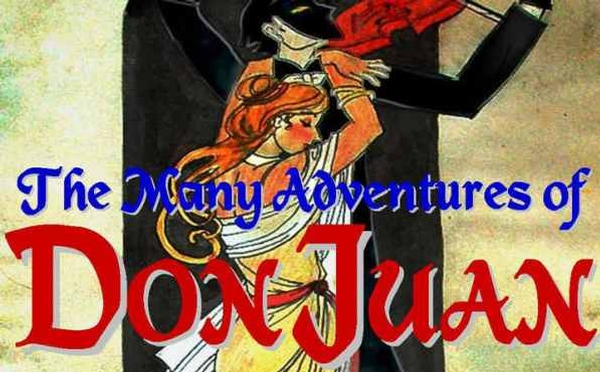 The Many Adventures of Don Juan