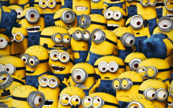 Family Day with Minions