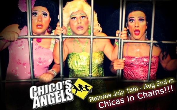 Chico's Angels: Angels in Chains