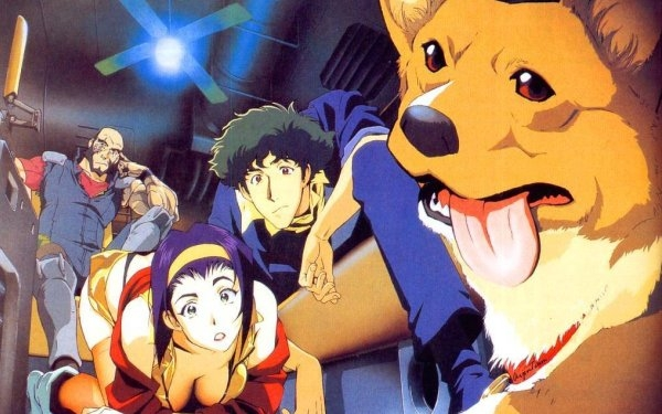 Cowboy Bebop: The Movie (1998)