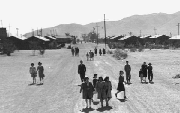Manzanar: The Wartime Photographs of Ansel Adams
