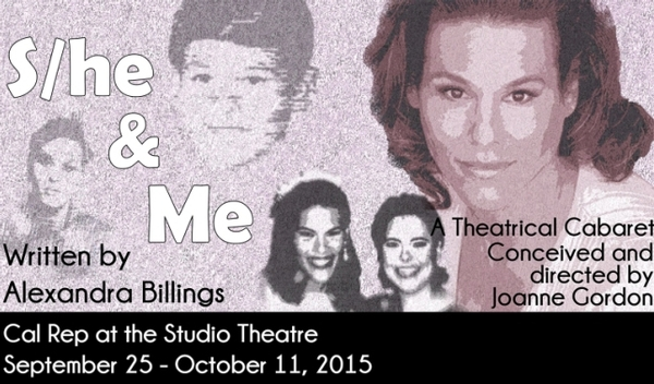 S/He & Me: A Theatrical Cabaret