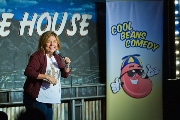 Cool Beans Comedy with Cristela Alonzo, Alonzo Bodden and Tone Bell