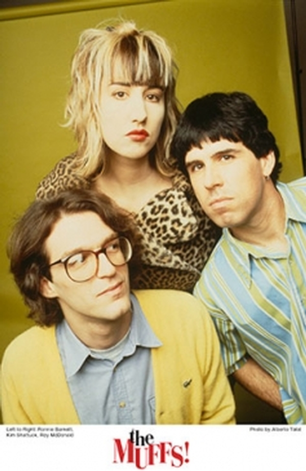 The Muffs Live Performance & Signing - Free & All Ages