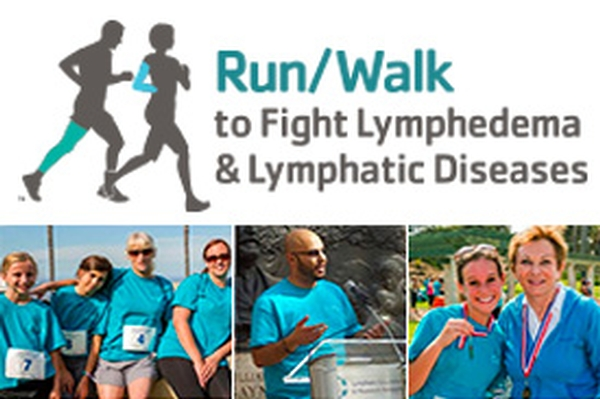 Run/Walk to Fight Lymphedema & Lymphatic Diseases