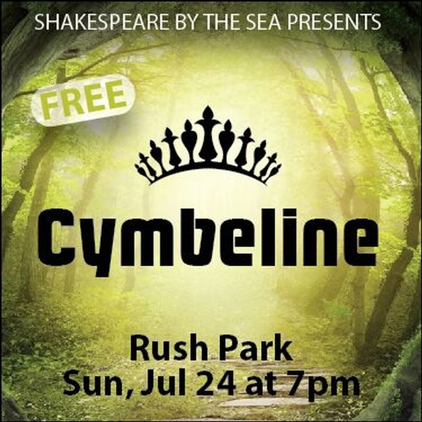 Shakespeare by the sea presents Cymbeline