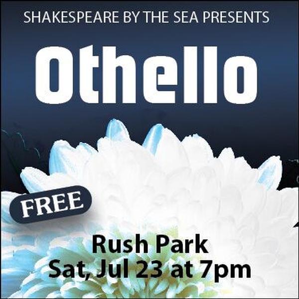 Shakespeare by the sea presents Othello