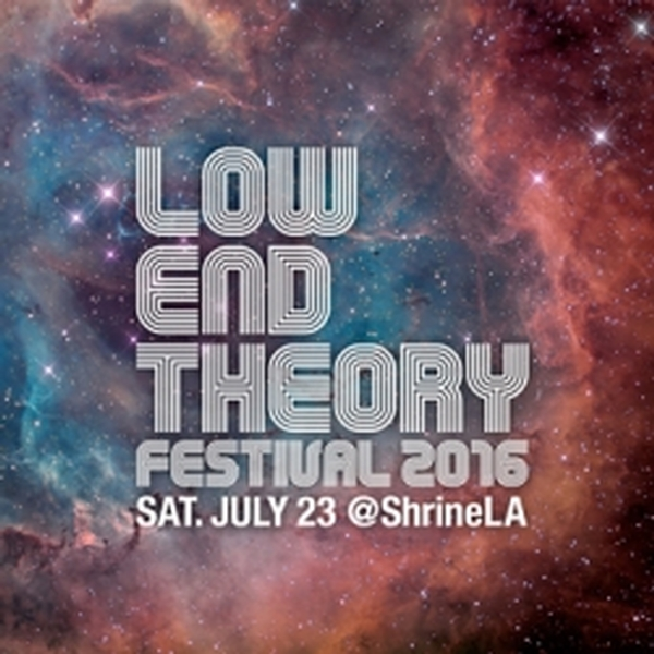 Low End Theory Festival Preview: Daddy Kev & Taso DJ Sets - Free & All Ages