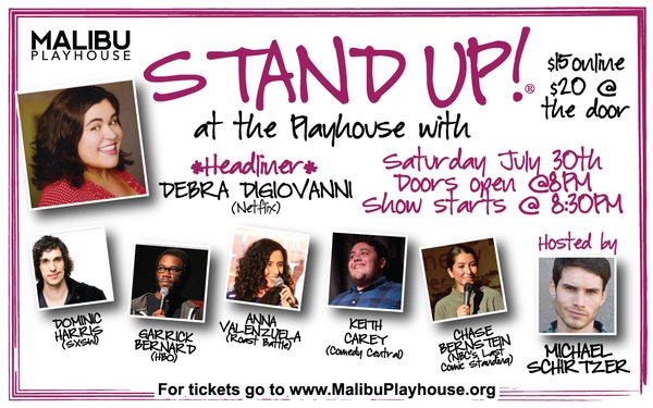 STAND UP! A Night of Comedy