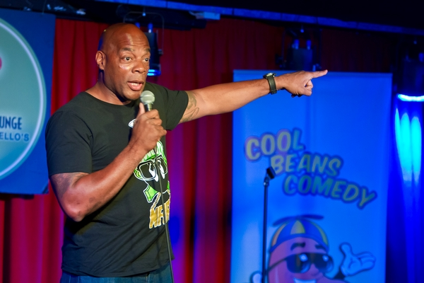 Cool Beans First Tuesday w/Drew Lynch, Alonzo Bodden