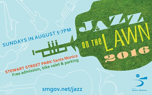Jazz on the Lawn 2016