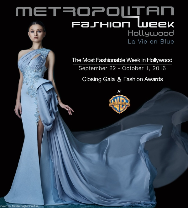 Metropolitan Fashion Week – Closing Gala and Fashion Awards