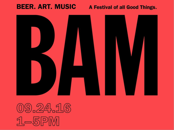 Beer Art & Music Festival