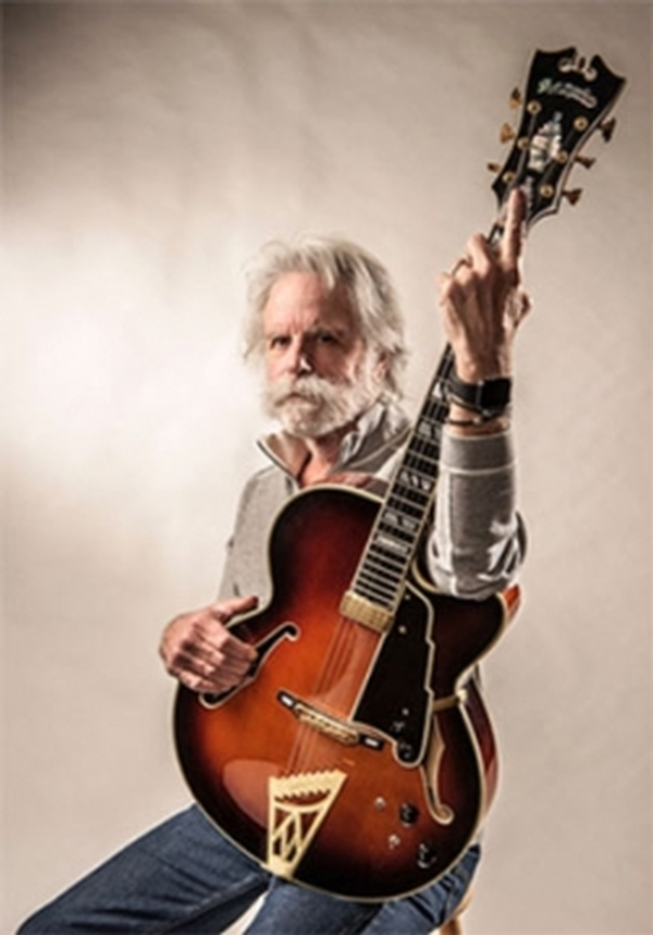 Bob Weir Live Acoustic Performance - Free & All Ages