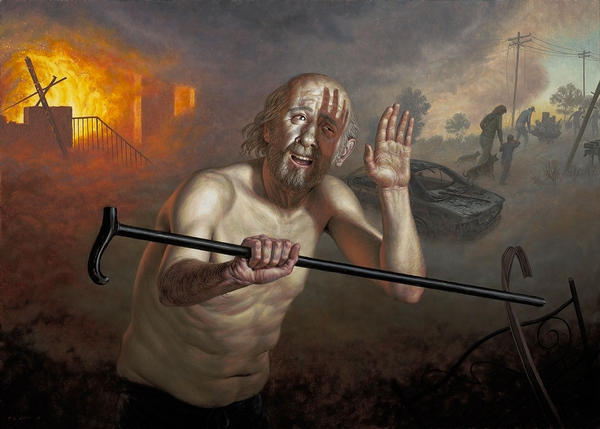 Dark Realism/Dark Surrealism | Opening Reception
