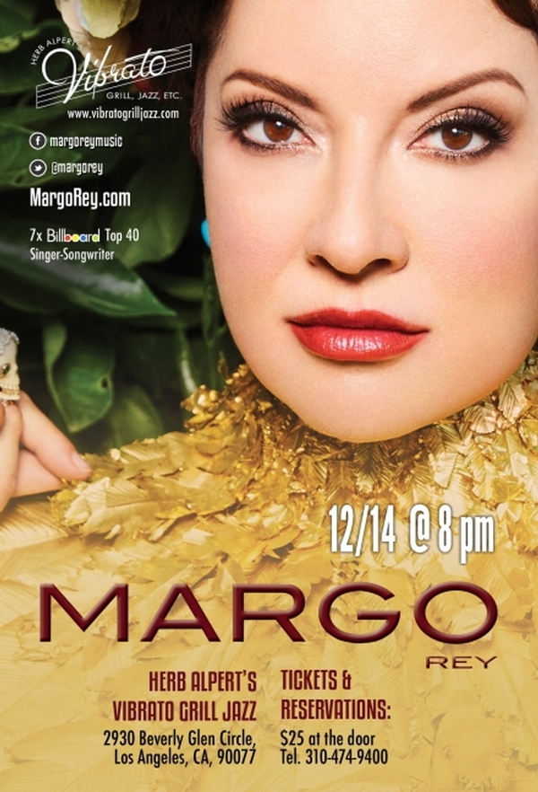 Margo Rey Live- Presented by Ron White