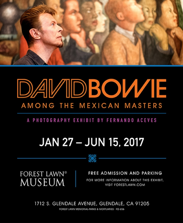 David Bowie: Among the Mexican Masters