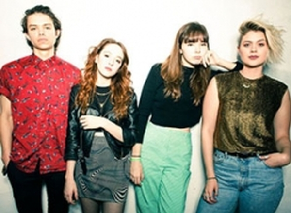 The Regrettes Live Performance & Signing - Free & All Ages