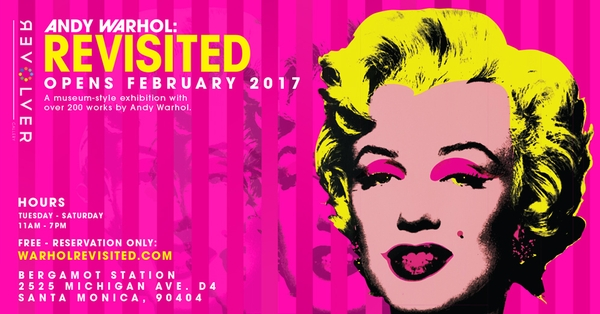 Andy Warhol: Revisited, 30 Years Later
