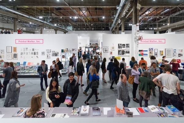 Printed Matter's LA Art Book Fair 2017
