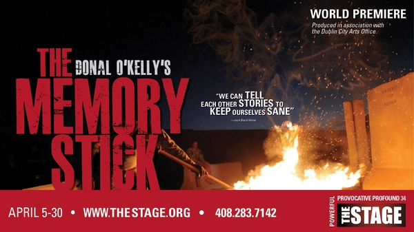 World Premiere: Donal O'Kelly's The Memory Stick