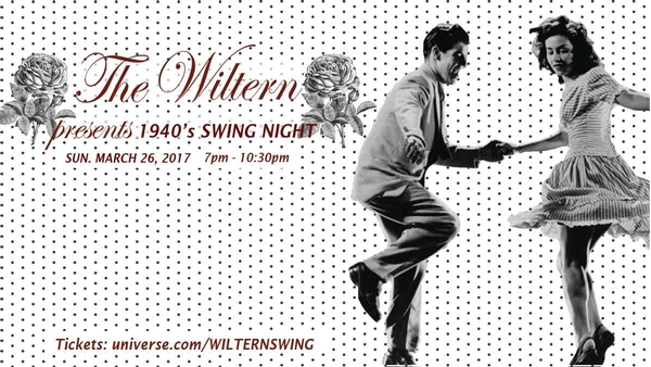 1940's Swing Night at The Wiltern