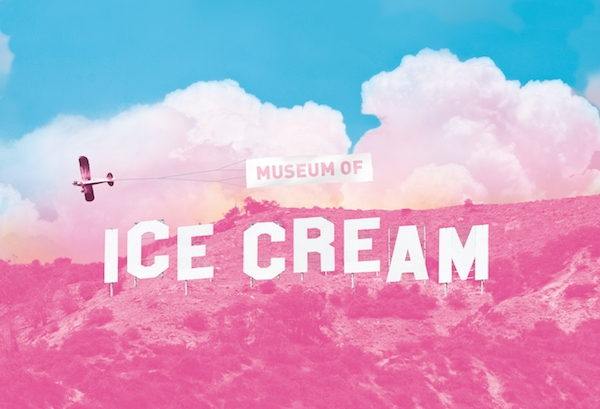 Museum of Ice Cream in DTLA