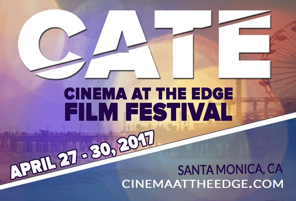 FILM FESTIVAL 5TH ANNUAL CINEMA AT THE EDGE Film Festival,  OPENS APRIL 27 AT EDGEMAR CENTER