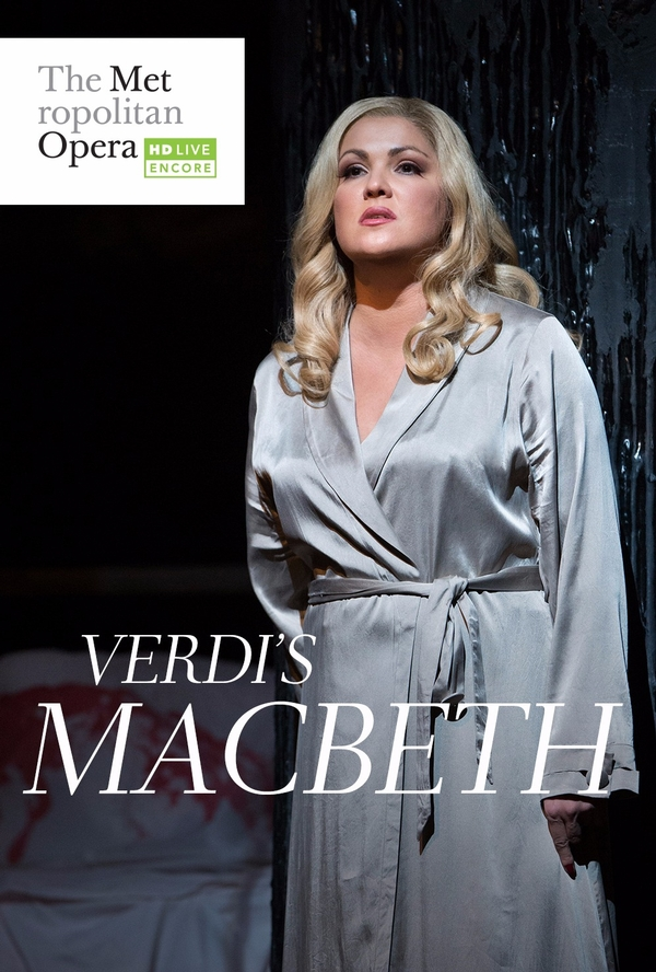 The Met: Live in HD Macbeth