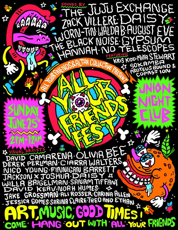 All Your Friends Fest