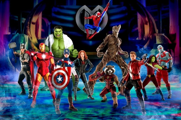 Marvel Universe Live Show Experience
