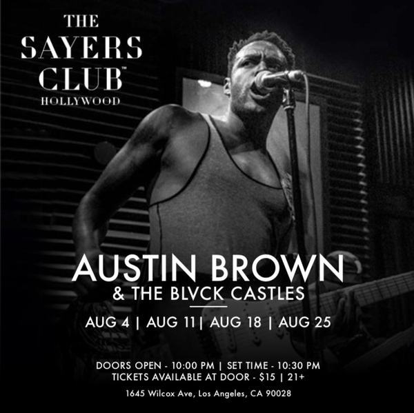 Austin Brown & The Blvck Castles
