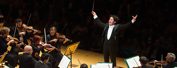 Dudamel Conducts Brahms