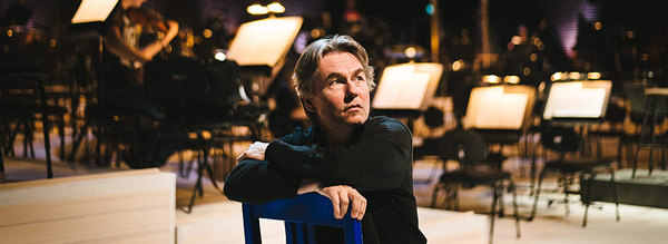 Composer Salonen: Wing on Wing