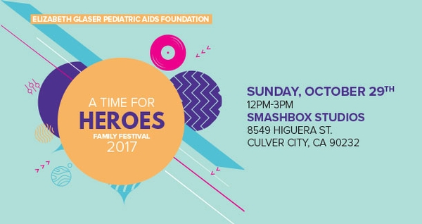 A Time For Heroes Family Festival