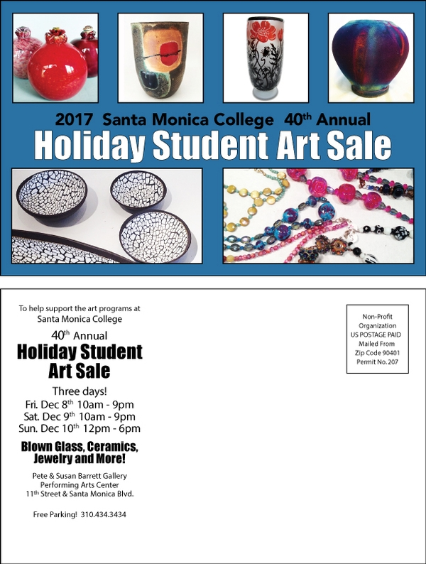 Smc holiday art sale