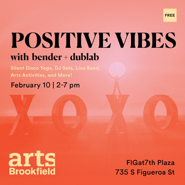 POSITIVE VIBES - A Midwinter Festival!