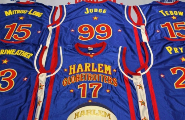 Harlem Globetrotters Bring Tour To L.A. Area