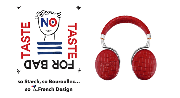 NO TASTE FOR BAD TASTE - le French Design: 40 Iconic Pieces