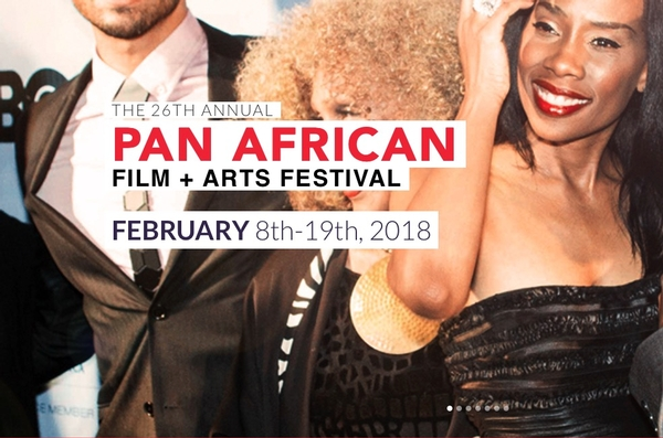 The Pan African Film Fesitval