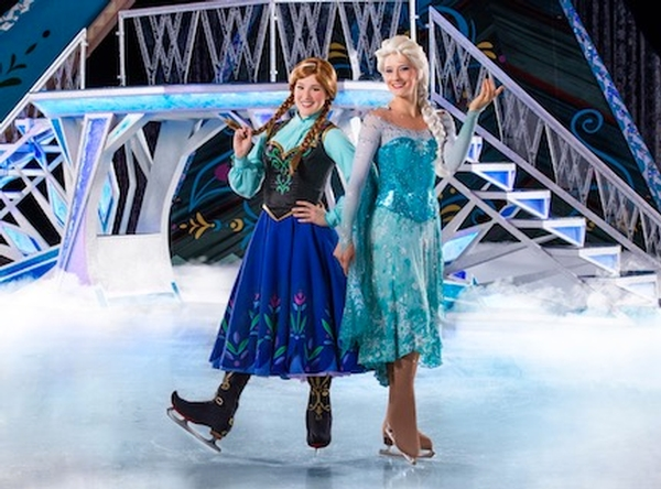 Disney On Ice presents Frozen!