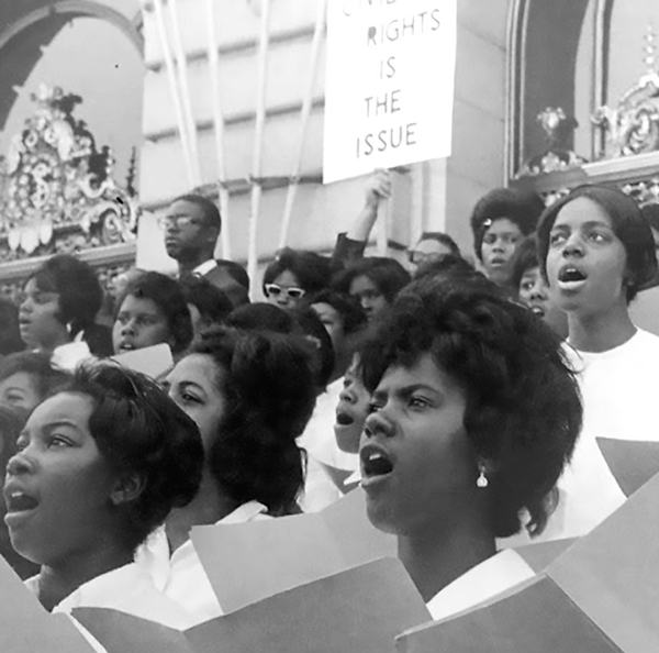 How Sweet the Sound: Gospel Music in Los Angeles