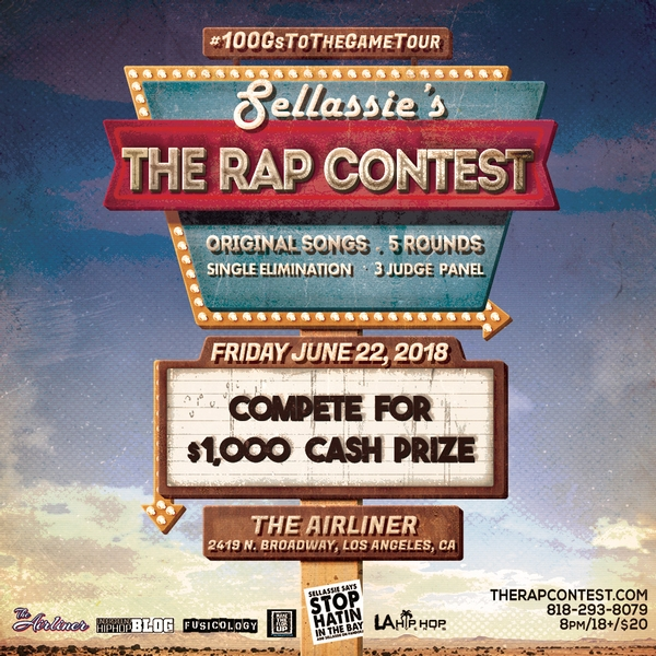Sellassie presents The Rap Contest
