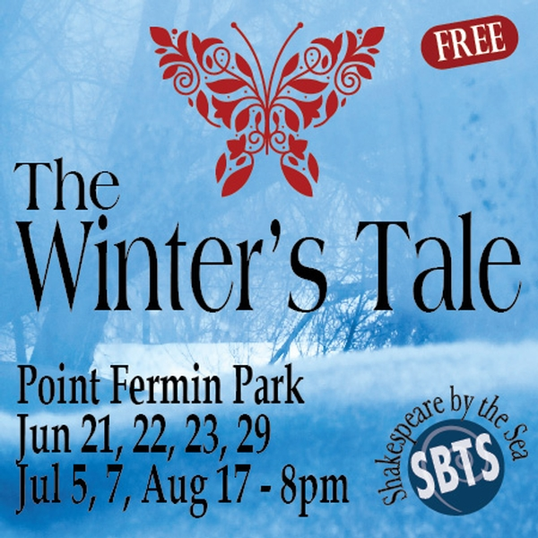 The Winter's Tale - Shakespeare by the Sea at Point Fermin Park